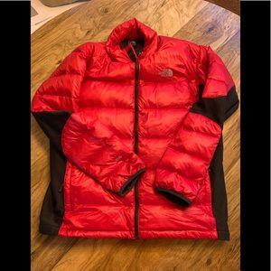 Men's XL North Face Puffer Jacket Summit Series